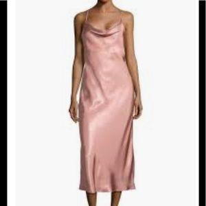 Bardot bloom slip dress
